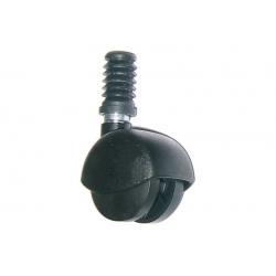 Roda 35 mm para balde duplo