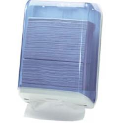 Toalheiro para papel de mãos interfolhas