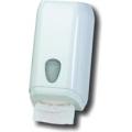 Suporte para papel higiénico interfolhas - branco