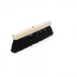 Escovão de nylon rígido, 33 cm