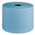Papel industrial azul - 2 folhas