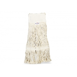 Franja de algodão open-end, com tira, 350 gr.