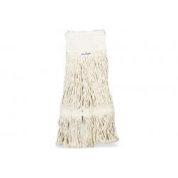 Franja de algodão open-end, com tira, 400 gr.