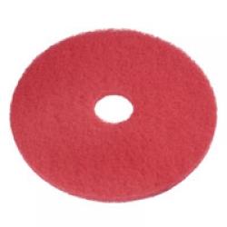"Pad vermelho para polimento 13"""