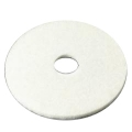 Pad branco para polimento/limpeza 21 polegadas