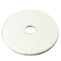Pad branco para polimento/limpeza 13 polegadas