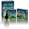 Conjunto Kill-Paff Anti-mosquitos